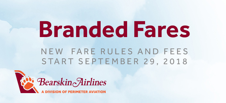 Branded Fares