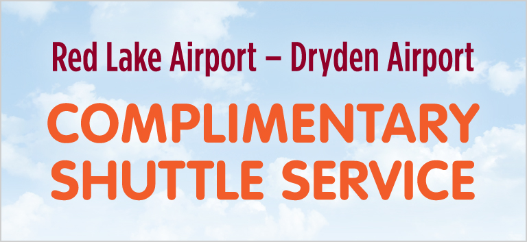 Red Lake Airport Shuttle